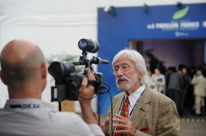 Jean-Michel Cousteau interviewé à Rio+20