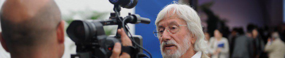 Jean-Michel Cousteau interviewé à Rio+20