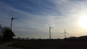 Éolien terrestre en Bretagne
