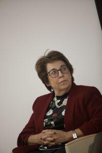 """Corinne Lepage, mise en débat de la note """"Le gaz, un accélérateur de la transition énergétique?"""", GCFT, 18/10"""