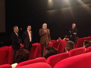 "Projection du film ""Wonders of the Sea"" en présence de François Mantello, Nicolas Imbert, et Jean-Michel Cousteau"