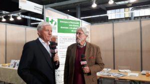 Interview de Jean-Michel Cousteau par Michel Robadin sur Direct News - DR