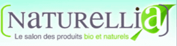 Logo du salon Naturellia